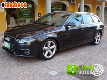 Anteprima Audi a4 avant 2.0 tdi…