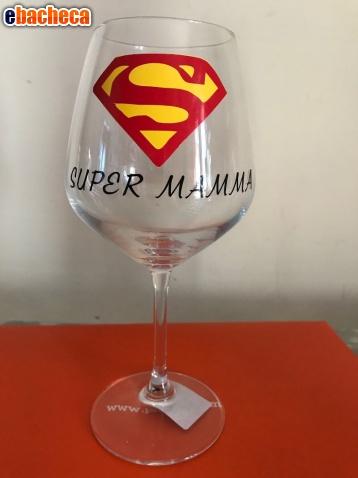 Anteprima Calice vino Super Mamma