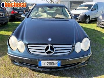 Anteprima Mercedes classe clk…