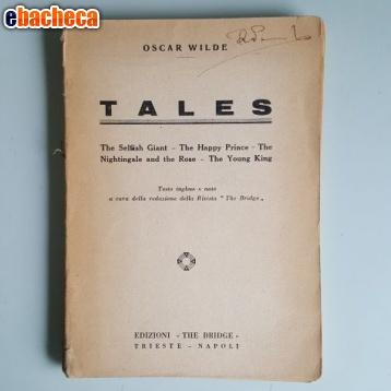 Anteprima Tales - Oscar Wilde