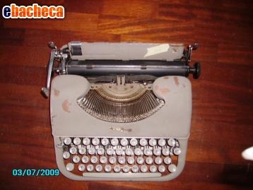 "Anteprima Macchina da scrivere ""Dav"