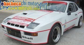 Anteprima Porsche 924 carrera GT