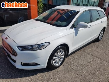 Anteprima Ford Mondeo Station…