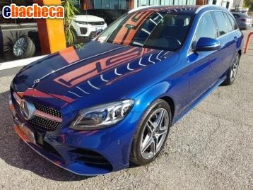 Anteprima Mercedes Classe C…