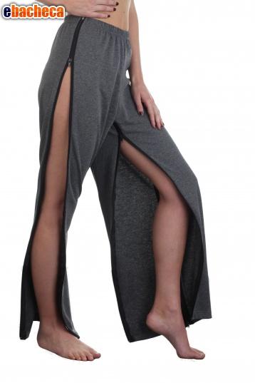Anteprima Pantaloni con Cerniere