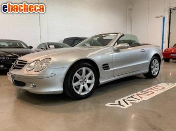 Anteprima Mercedes classe sl 350…