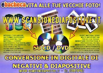 Anteprima Scansioni diapositive