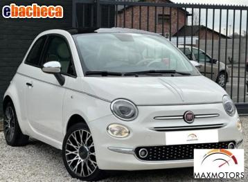 Anteprima Fiat 500 1.2 automatica