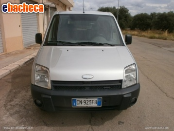 Anteprima Ford tarnsit connect s21