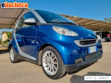 Anteprima Smart Fortwo Coupe…