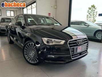 Anteprima Audi a3 1.6 tdi s tronic…