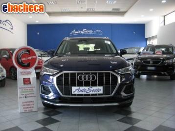 Anteprima Audi q3 2.0 tdi 150 cv…