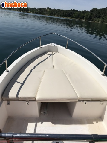 Anteprima Barca salpa 530