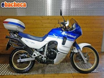 Anteprima Honda transalp 600 - km.…