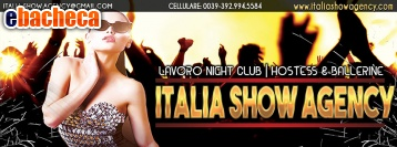Anteprima Hostess club Lavoro night