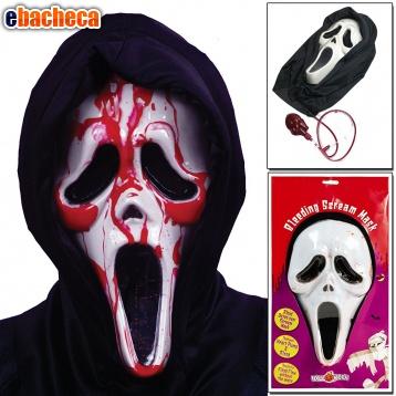 Anteprima Maschere Scream + Sangue