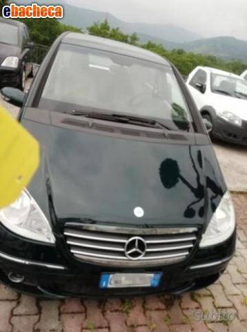 Anteprima Mercedes Classe A 180…