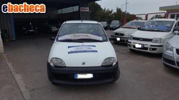 Anteprima Fiat seicento 1.1i benz
