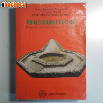Anteprima Principium Et Fons