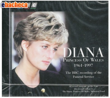 Anteprima Cd diana princess