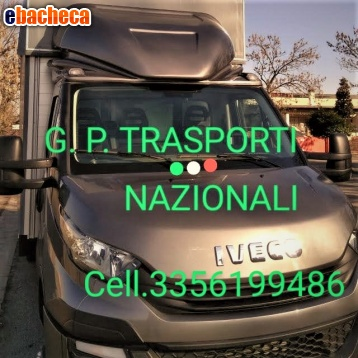 Anteprima Trasporti in tutta italia