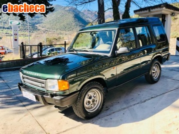 Anteprima Land Rover Discovery 2.5…