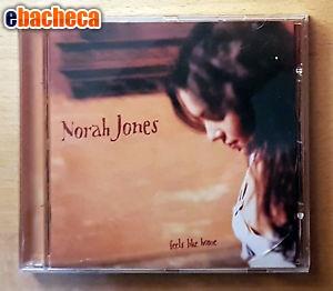 Anteprima Cd norah jones feels