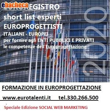 Anteprima Europrogettazionelavoro