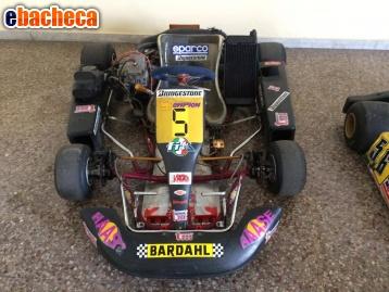 Anteprima Go-Kart 125 a 6 marce