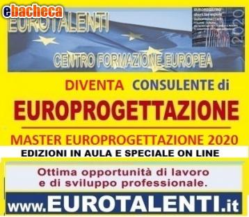 Anteprima #europrogettazione