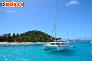 Anteprima Caraibi in barca a vela