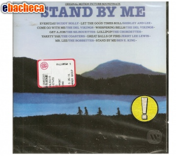 Anteprima Cd stand by me musica