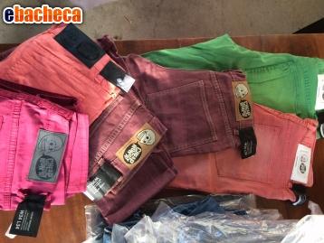 Anteprima Pantaloni Jeans Giacche