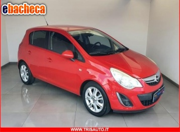 Anteprima Opel corsa 1.2 gpl-tech-…