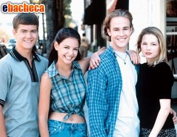 Anteprima Dawson's Creek telefilm