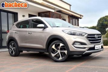 Anteprima Hyundai tucson 1.7 crdi