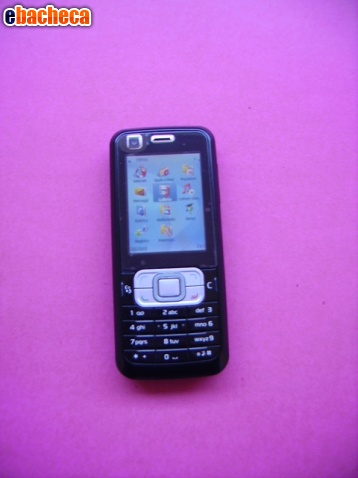 Anteprima Cellulare Nokia 6120