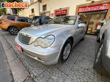 Anteprima Mercedes Classe C 220…