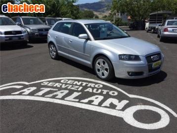 Anteprima Audi a3 spb 2.0 16v tdi…