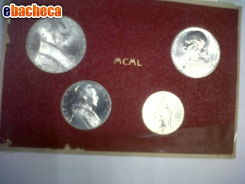 Anteprima Monete Vaticano