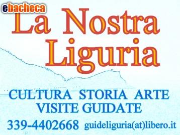 Anteprima Gita scolastica Liguria