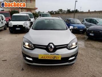 Anteprima Renault mégane…