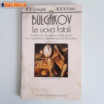 Anteprima Le uova fatali - Bulgakov