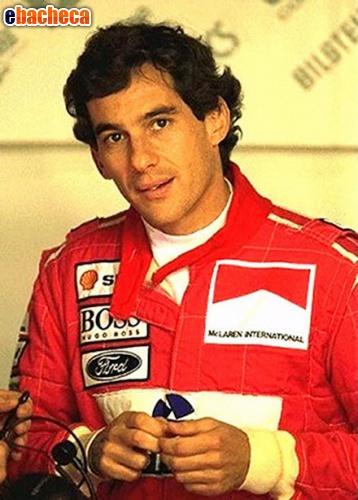 Anteprima /Gare di Ayrton Senna dvd
