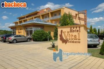 Anteprima Hotel vendita, Ungheria