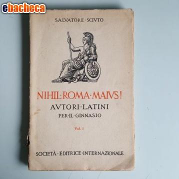 Anteprima Nihil Roma Maius!