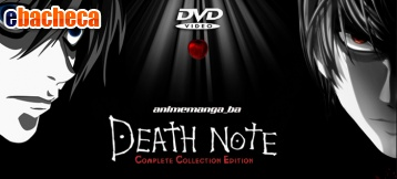 Anteprima Death Note - Coll.edition