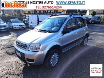 Anteprima Fiat Panda 1.2 4X4