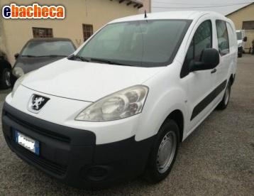 Anteprima Peugeot Partner