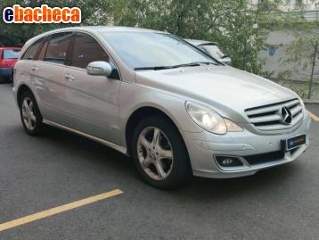 Anteprima Mercedes-benz r 320  r…